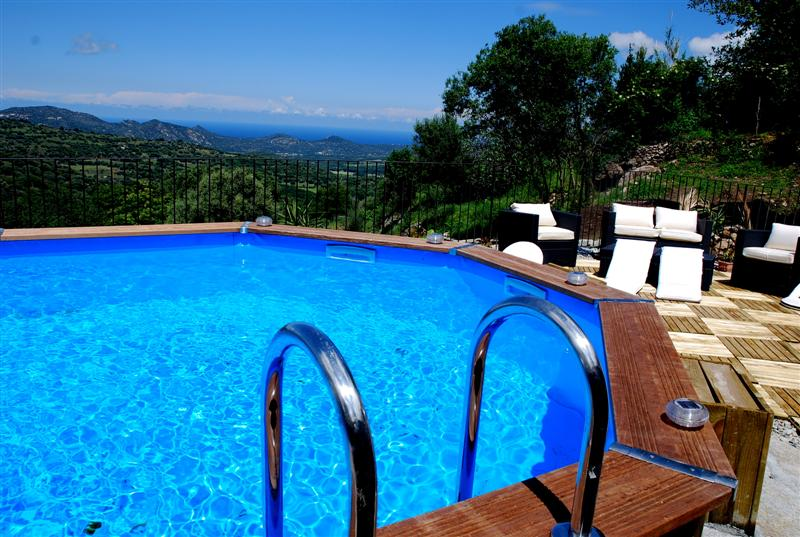 Photos costa di sognu gites costa di sognu costa corse - Gites en corse avec piscine ...